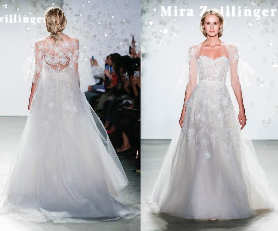 Mira Zwillinger sposa 2020
