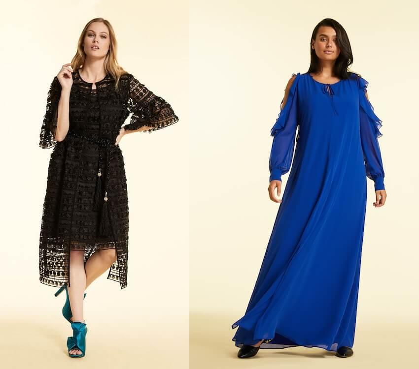 Abiti Eleganti Taglie Forti Elena Miro.Vestiti Estivi Per Taglie Forti Marchi Modelli 25 Idee Moda Moda