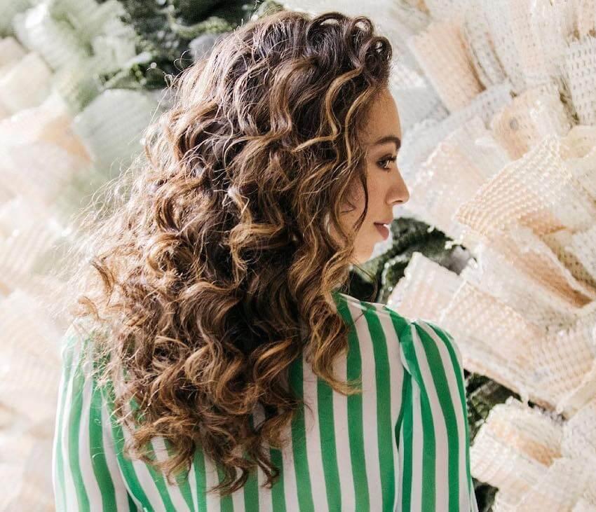 aveda balayage capelli castani estate 2019