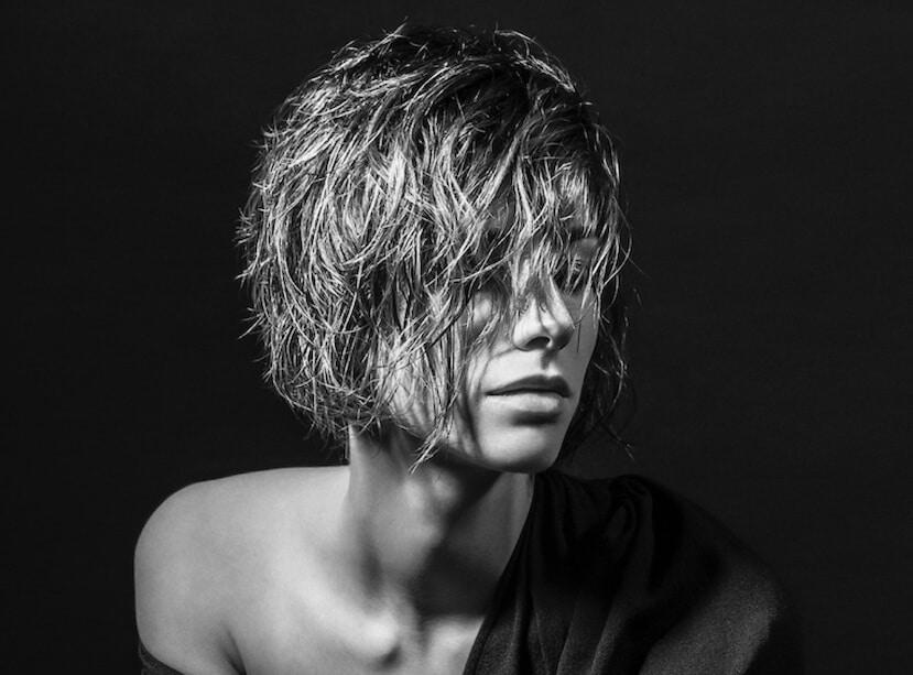 capelli effetto bagnato estate 2019