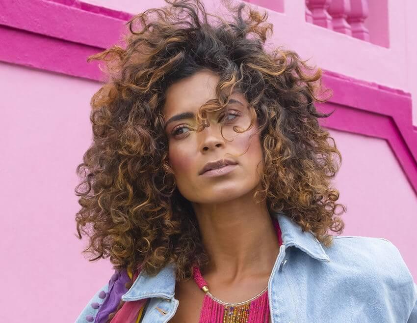 capelli ricci estate 2019 Kemon