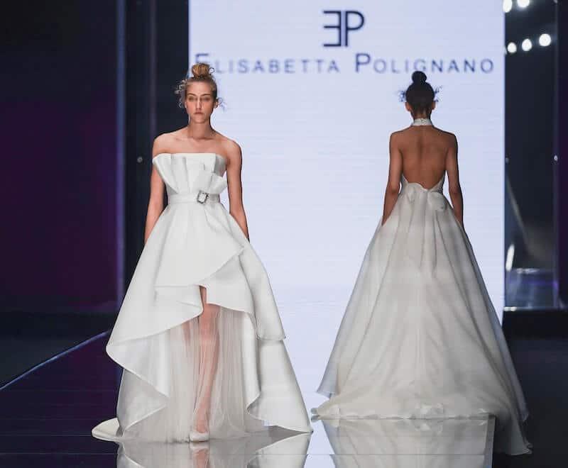elisabetta polignano abiti da sposa 2020