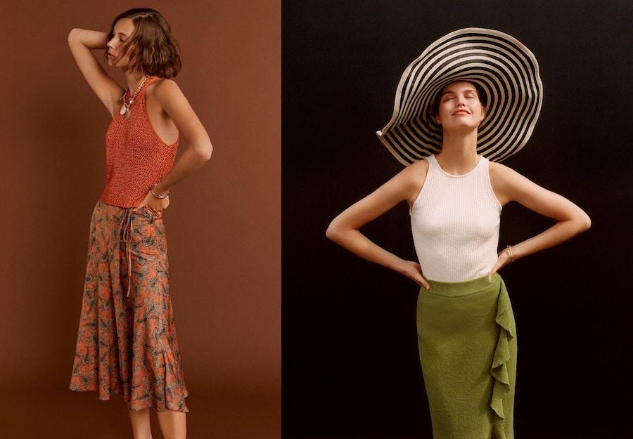 mango abbigliamento estate 2019