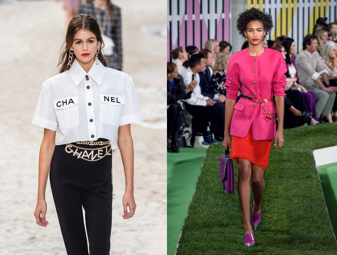 moda anni 80 estate 2019