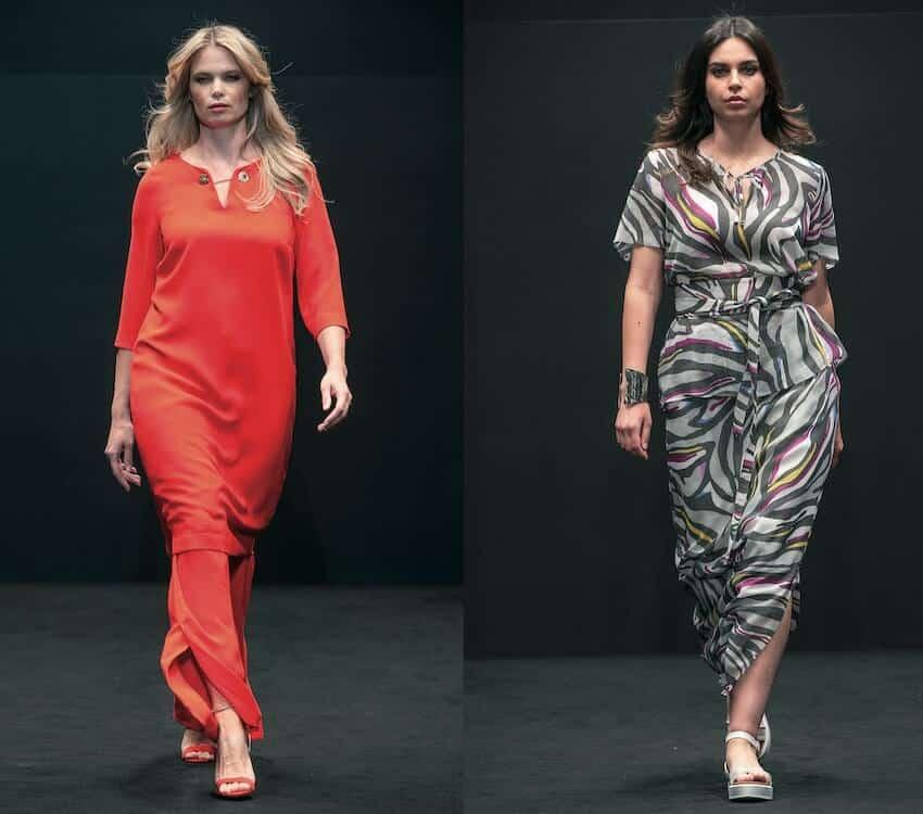 Abiti Eleganti Krizia.Vestiti Estivi Per Taglie Forti Marchi Modelli 25 Idee Moda Moda