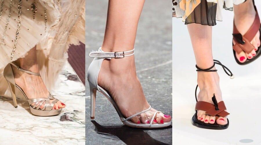 smalti estivi colore unghie piedi tendenze