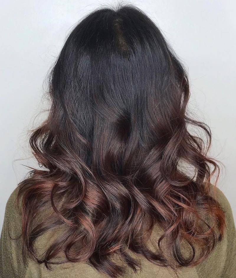 tony guy castani balayage