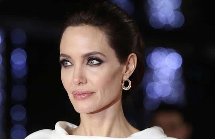 occhi più belli angelina jolie