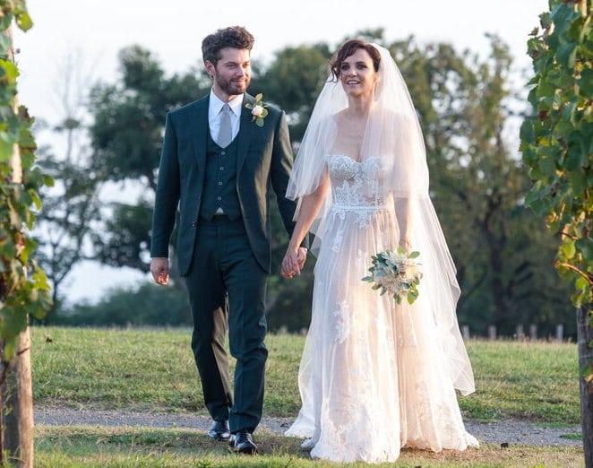 Camilla Filippi abito da sposa rinaudo