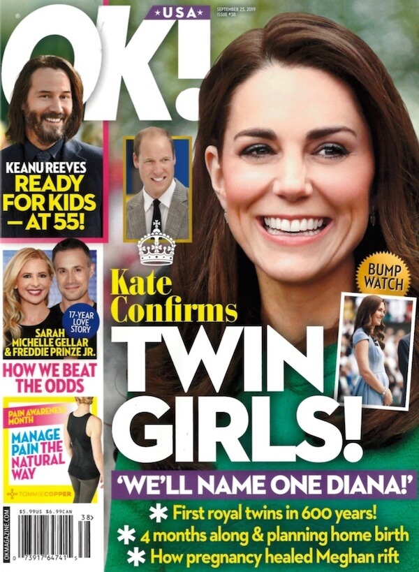 Kate-Middleton-ok Rivista gossip
