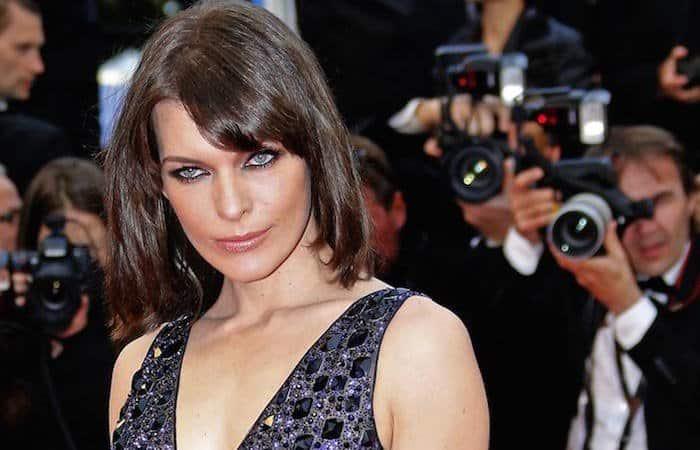 Milla-Jovovich attrice