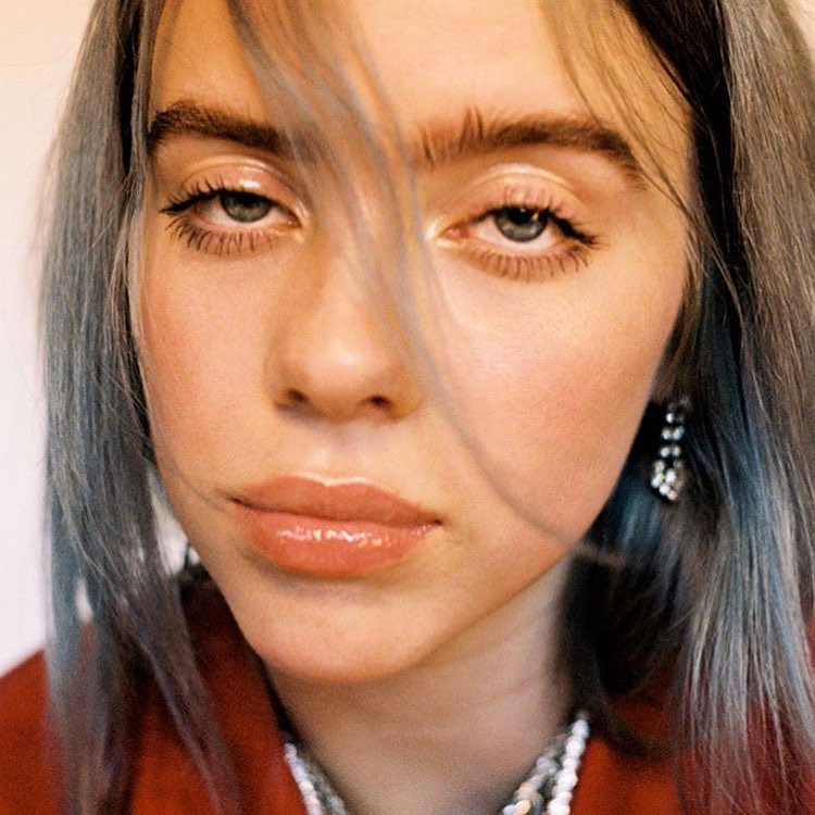 billie eilish foto