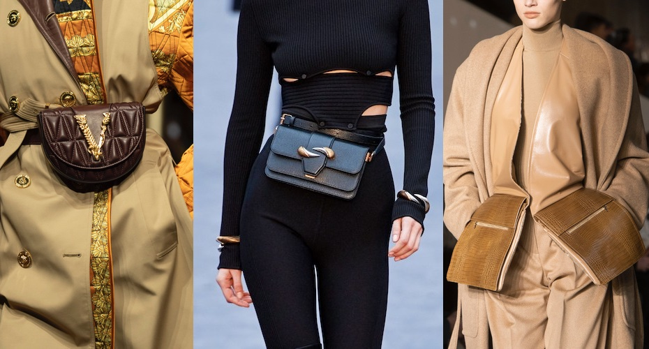 borse inverno con la cintura inverno 2019 2020
