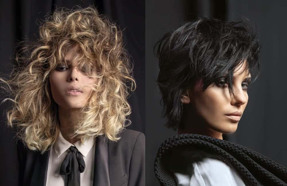 Idee taglio capelli donna