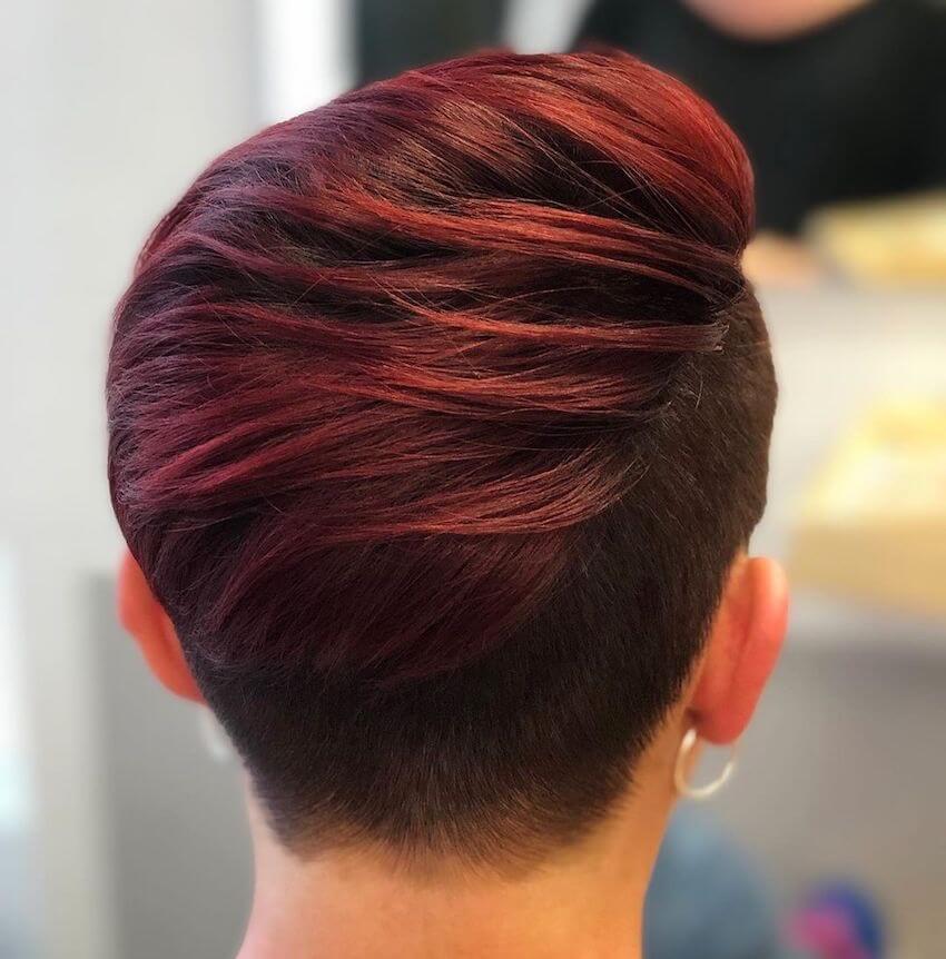 capelli corti donne mature 2019