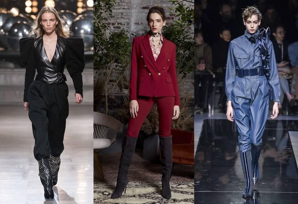 pantaloni moda autunno inverno 2019-2020