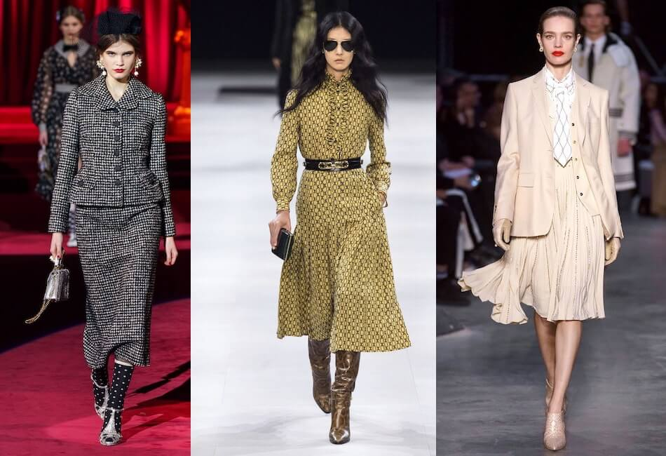 tendenze moda autunno inverno 2019-2020