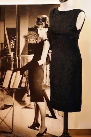Hepburn- tubino- Givenchy