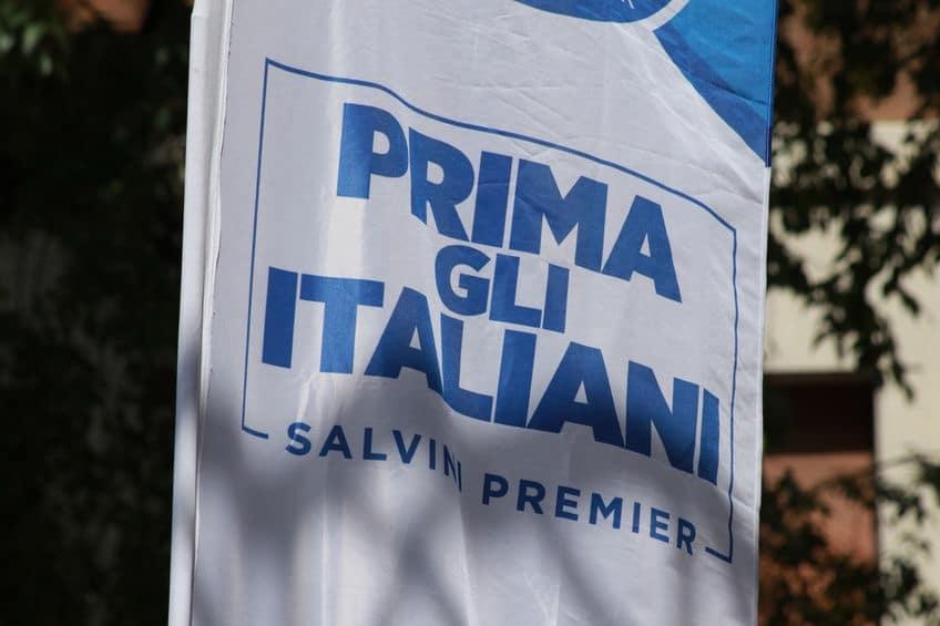 Salvini campagna elettorale