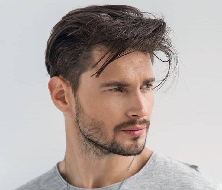 tagli capelli corti uomo moda estate 2019