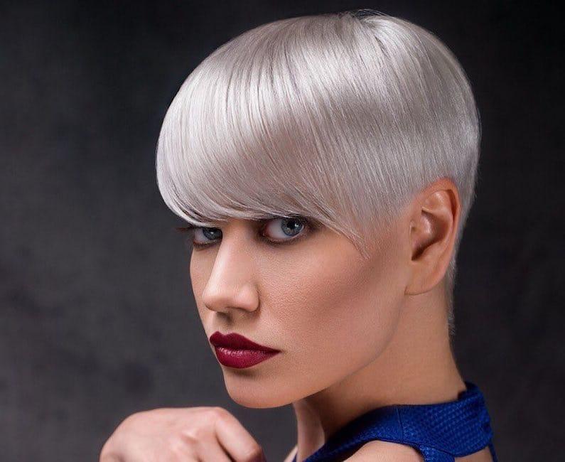 taglio capelli corti 2019 silver Margossian
