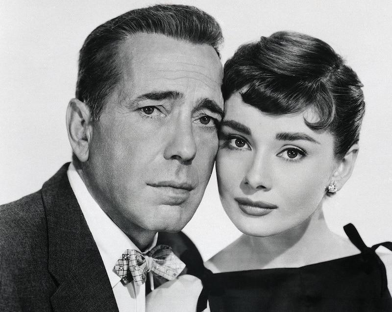 Humphrey Bogart Audrey Hepburn Sabrina