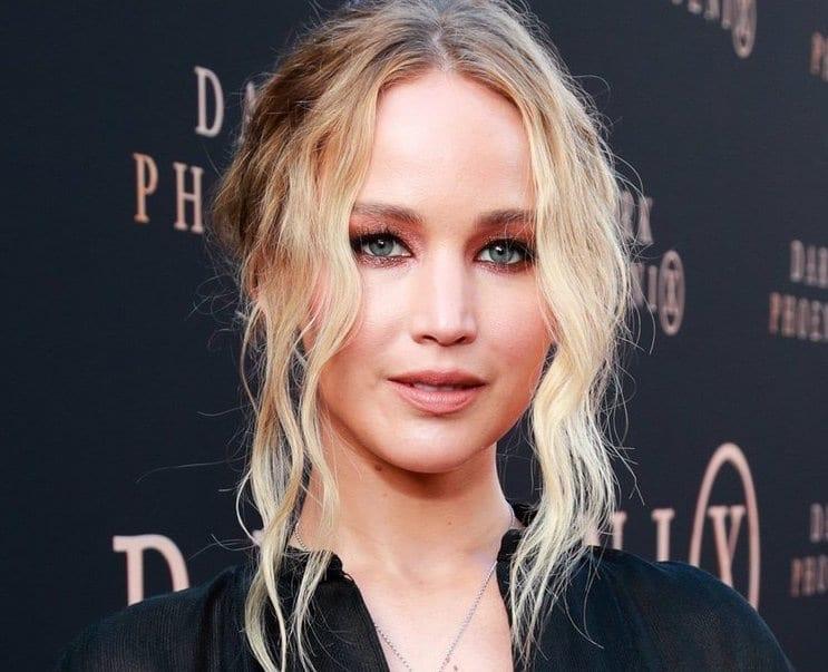 Jennifer Lawrence trucco