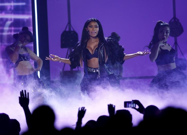 Nicki Minaj Las Vegas