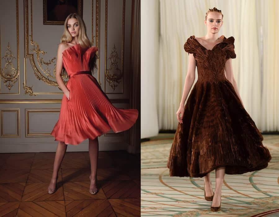 official photos 0a949 087a4 Abiti da cerimonia 2020: 70 nuovi modelli autunno inverno ...