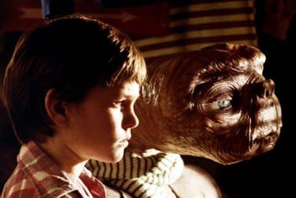 e t extraterrestre film