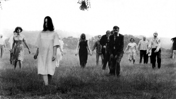 la notte dei morti viventi horror