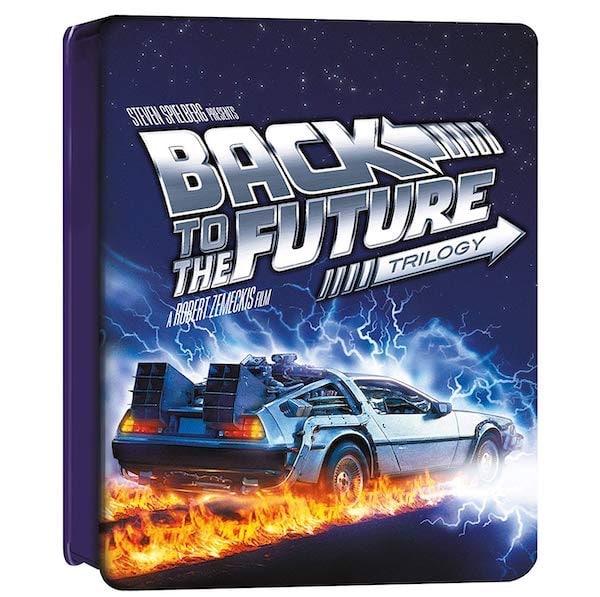 ritorno al futuro film dvd