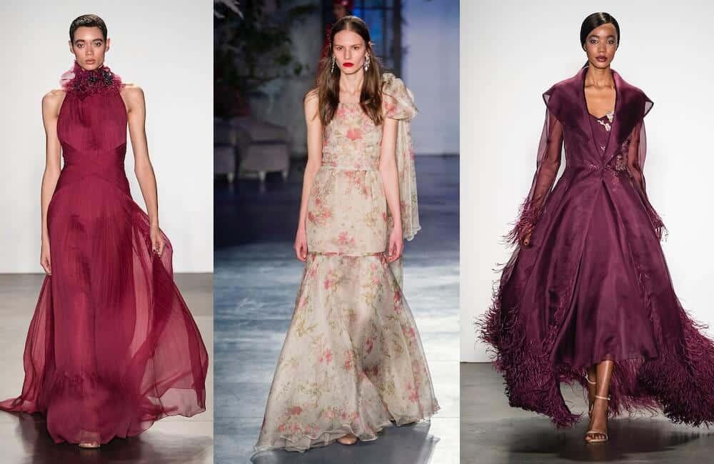 official photos b6d51 8e819 Abiti da cerimonia 2020: 70 nuovi modelli autunno inverno ...