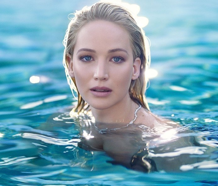 JOY by Dior 2019 Jennifer Lawrence campagna
