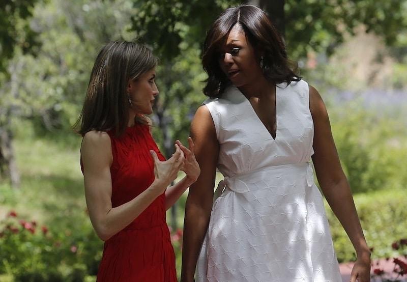 Letizia Ortiz Michelle Obama