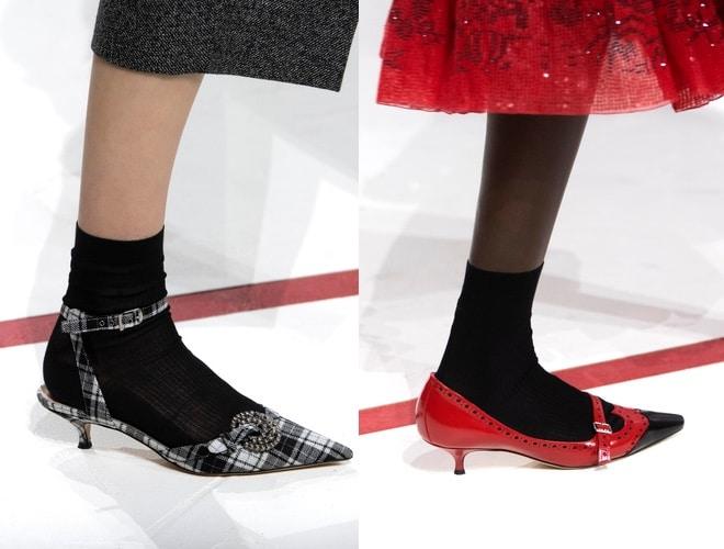 Scarpe Dior inverno 2019 2020