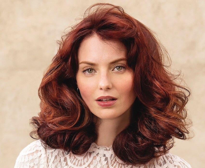 capelli rossi autunno inverno 2019 2020