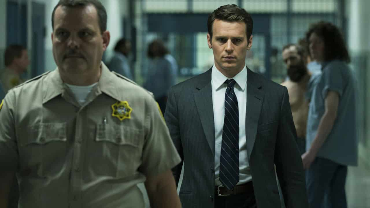 mindhunter serie tv