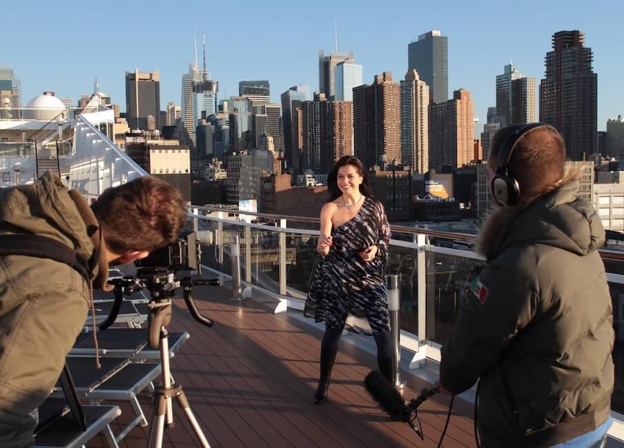 ornella fado intervista donne sul web