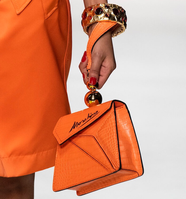Borse Moschino primavera estate 2020