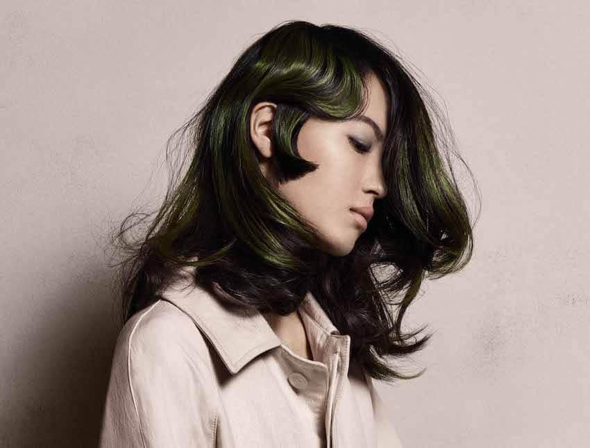 Davines capelli tagli colori inverno 2020-