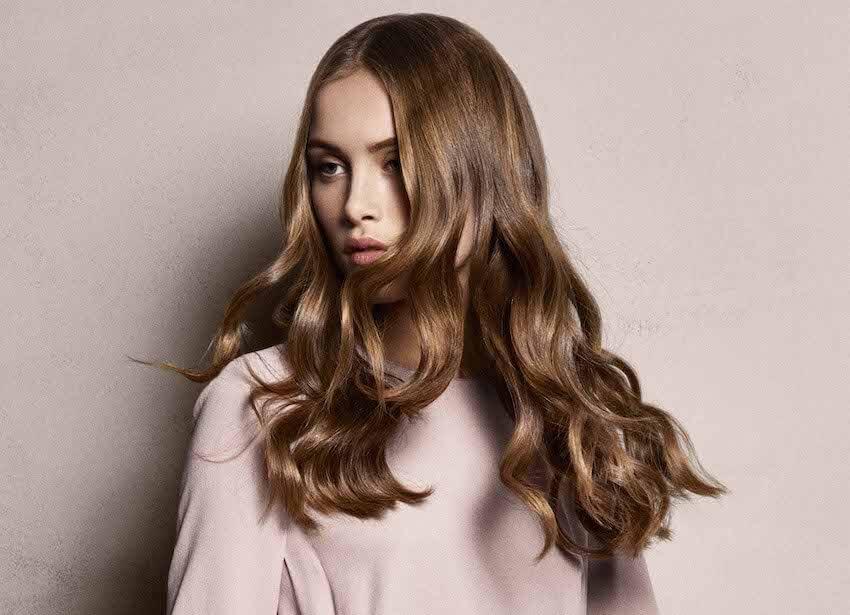 Davines colore tagli capelli lunghi 2019 2020