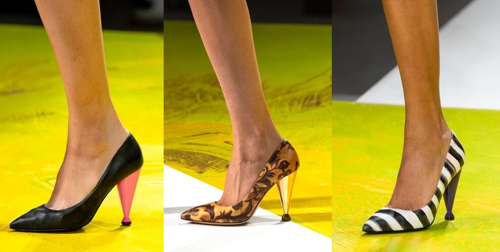 Scarpe moschino primavera estate 2020