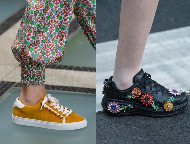 Sneakers estive donna 2020