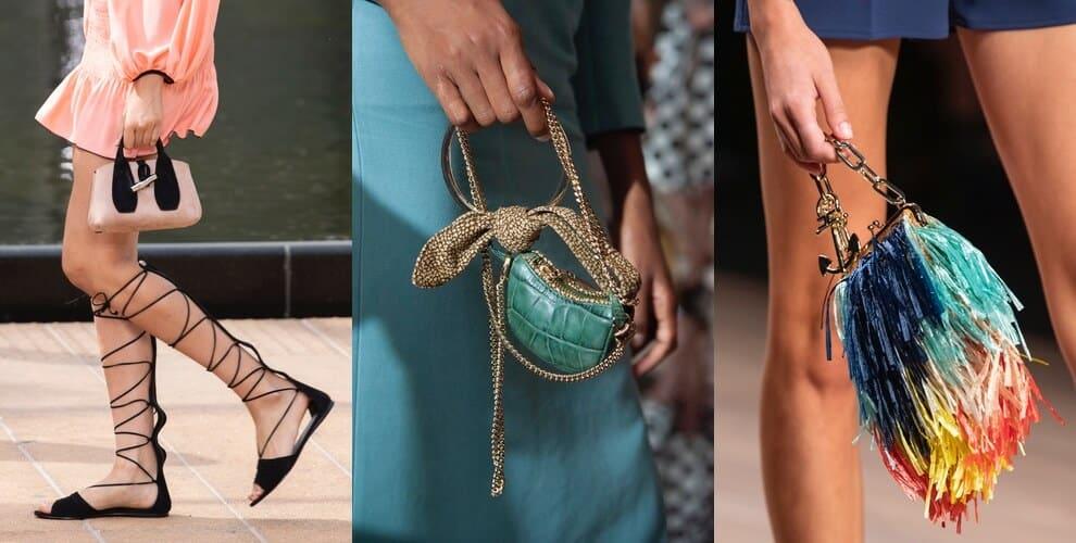borse moda piccole estate 2020