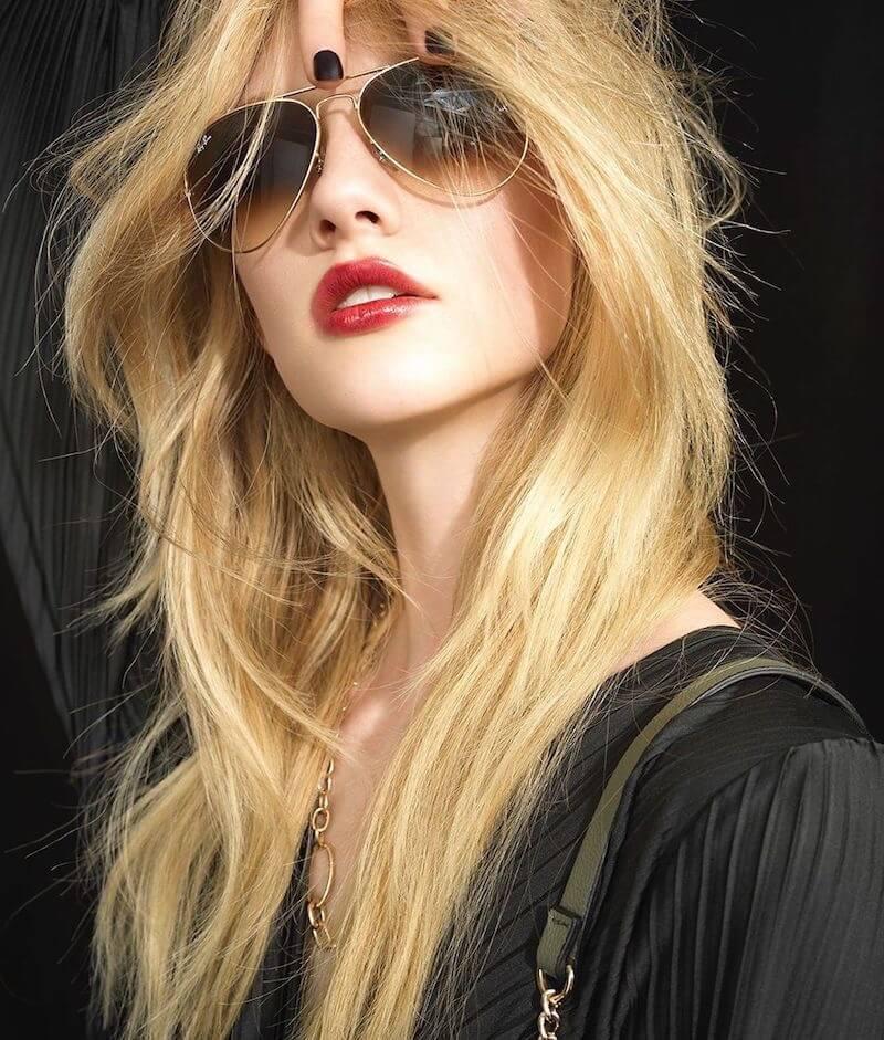 capelli biondo oro 2020-tendenze