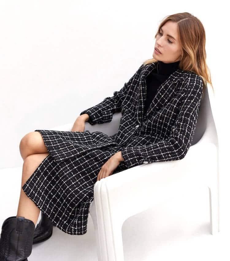 cappotto Mango autunno inverno 2020