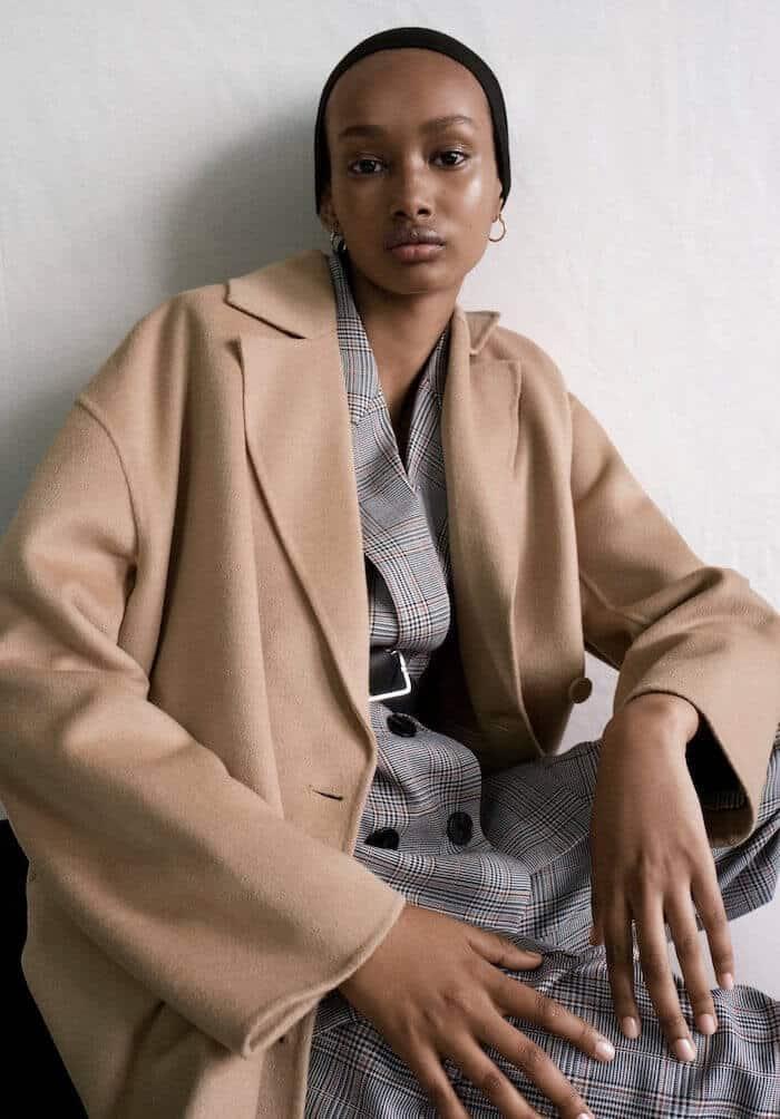 online store af79c 7bcbd Cappotti Zara, moda 2019 2020. 7 modelli di tendenza da ...