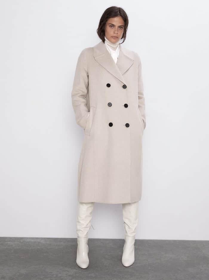 cappotto zara donna catalogo 2019-