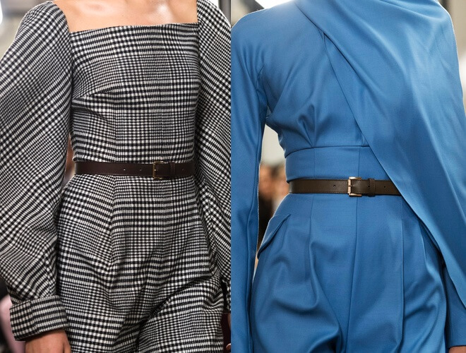 cinture moda donna 2019 2020